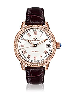 Hindenberg Reloj automático Woman Marrón 34 mm