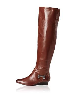 Calvin Klein Jeans Women's Falyn Knee-High Boot (Dark Brown)