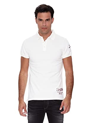 Pepe Jeans London Polo Gary (Blanco)