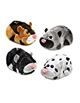 2 ZHU ZHU HAMSTER FRIENDS - Special Collector 2 Pack