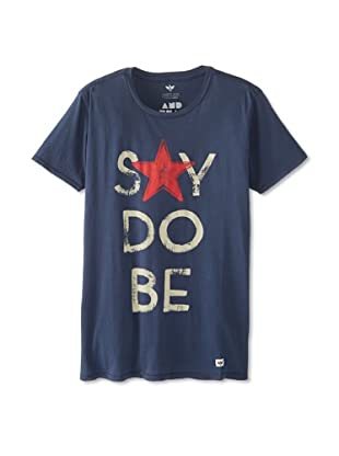 Thirty Nine Men's Say Do Be T-Shirt (Navy)
