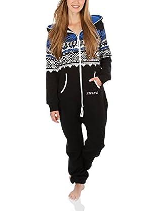 ZIPUPS Mono-Pijama Scandinavia