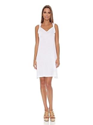 Assuili Vestido Lazo (Blanco)
