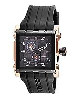 Titan HTSE 3 Analog Black Dial men's Watch - 1635KP03