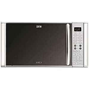 IFB 30SRC3 30-Litres Microwave Oven-Silver