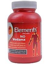 Elements Willness No Vedana - 60 Capsules
