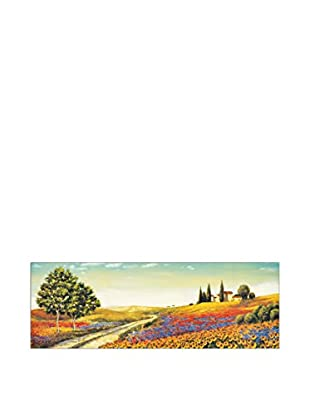 Artopweb Panel Decorativo Leblanc Morning In The Valley 48x138 cm Multicolor