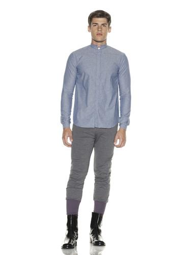 Tim Hamilton Men's Shirt (Blue)