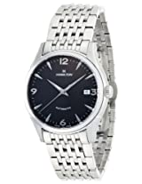 Hamilton Men's H38415131 Timeless Classic Black Dial Watch