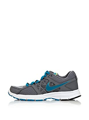 Nike Zapatillas Wmns Air Relentless 2 (Gris / Azul)