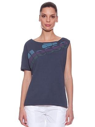 Ellese Camiseta Dotted Logo (Marino)