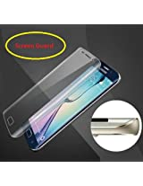 iFyx FULL ROUND CLEAR SCRATCH GUARD SCREEN PROTECTOR FOR SAMSUNG GALAXY S6 EDGE