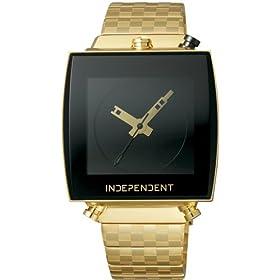 INDEPENDENT (インディペンデント) 腕時計 ナードフィクサー シャッター ITX21-5015 メンズ