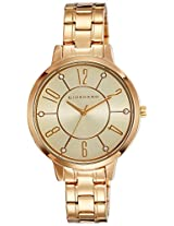 Giordano Analog Gold Dial Women's Watch - A2018-55