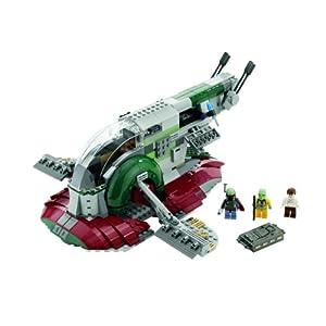 LEGOスターウォーズシリーズからスレープ I 8097