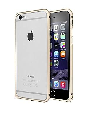 Unotec Bumper Pro Aluminio iPhone 6 Dorado