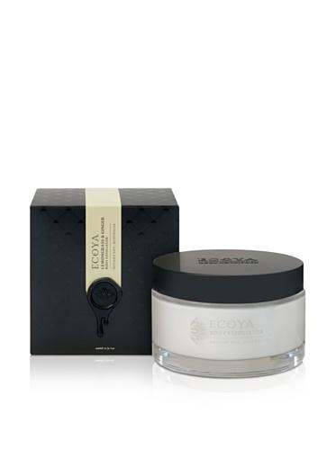 Ecoya Body Exfoliator in Lemongrass and Ginger Fragrance, 6.7oz / 200ml