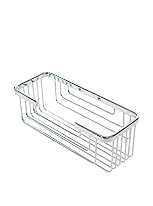 Nameek's Wire Deep Double Soap Holder, Chrome