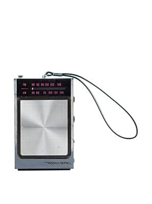 Vintage Radio Shack Radio, Olive