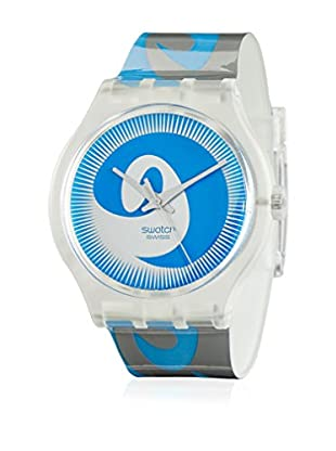 Swatch Quarzuhr Unisex Perfect Wave SUDK111 34 mm
