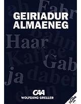 Aseiniadau Chwaraeon: Almaeneg-Cymraeg, Cymraeg-Almaeneg