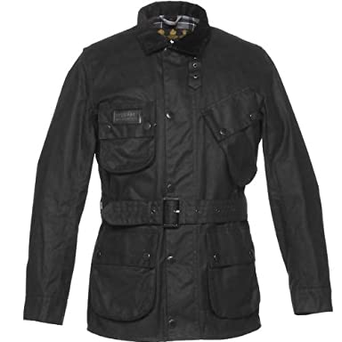 Internatinal Jacket SL MWX0498: Black