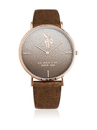 US Polo Association Uhr mit Miyota Uhrwerk Woman USP5395BR 36 mm