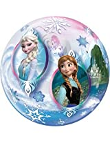 "Frozen 22"" Bubble Balloon (Each)"