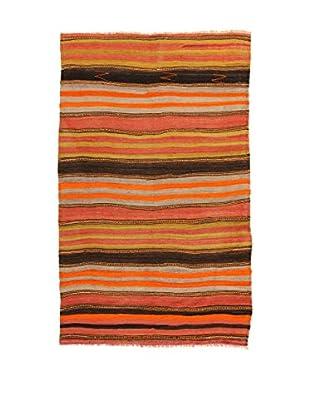 Design Community By Loomier Teppich Kilim Caucasico mehrfarbig 160 x 265 cm