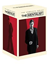 The Mentalist: The Complete Series Collection - Season 1-7