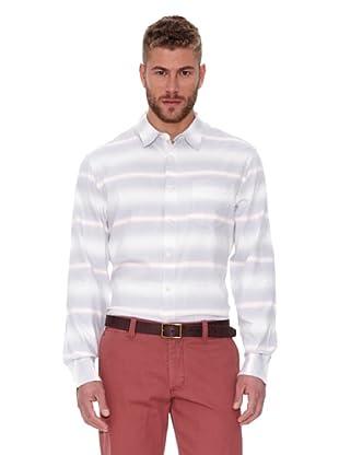 Dockers Camisa Oxford (Gris)
