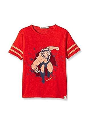 Billy Bandit Camiseta Manga Corta