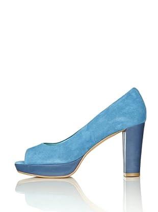 Pollini Zapatos Florencia (Turquesa)
