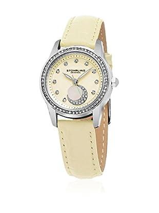 Stührling Original Reloj con movimiento cuarzo japonés Woman Luna 561 32 mm