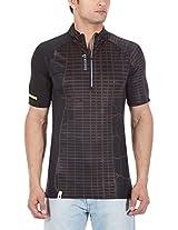 Reebok Men's Polyester T-Shirt