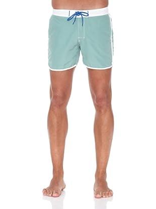 Pepe Jeans London Bañador Playa (Verde Claro)