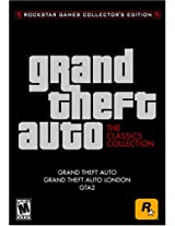 Grand Theft Auto Classics Collection (Grand Theft Auto/Grand Theft Auto 2/Grand Theft Auto London) (PC)