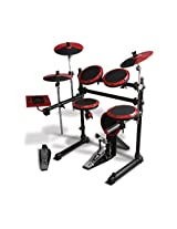 Ddrum DD1 Digital 100 Series Drum Set with Rock Solid Rack System