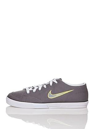 Nike Zapatillas Casual Capri Lace (Gs) (Gris)