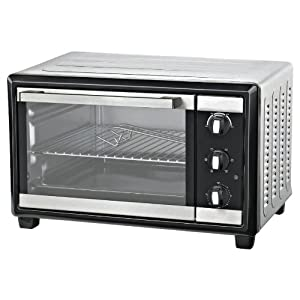 Havells 28 RSS Premia 28-Litre 1500-Watt Stainless Steel Oven Toaster Grill (Black)