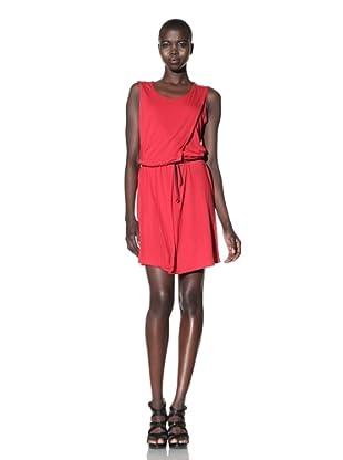 Improvd Women's Sharon Sleeveless Dress (Red)