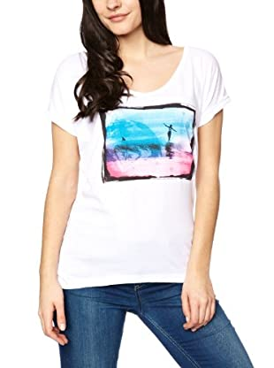 Roxy Camiseta Golden (Blanco)