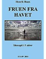 Fruen fra havet (Danish Edition)