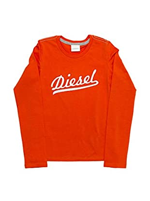Diesel Camiseta Tameka (Naranja)