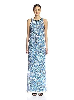 Kaya di Koko Women's Printed Halter Dress