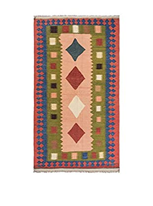 NAVAEI & CO. Teppich mehrfarbig 197 x 113 cm