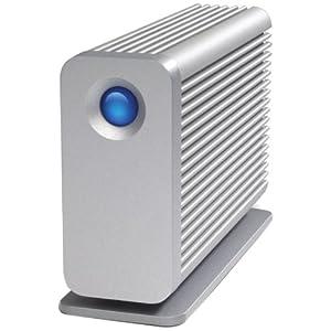 LaCie 外付けデュアルストレージドライブ Little Big Disk Thunderbolt 1TB LCH-LB1TTB