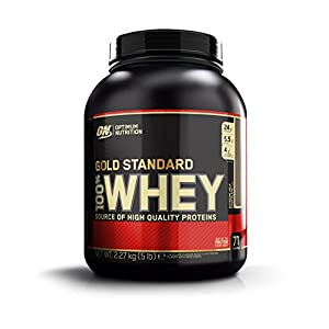 Optimum Nutrition (ON) 100% Whey Gold Standard - 5 lbs (Extreme Milk Chocolate)