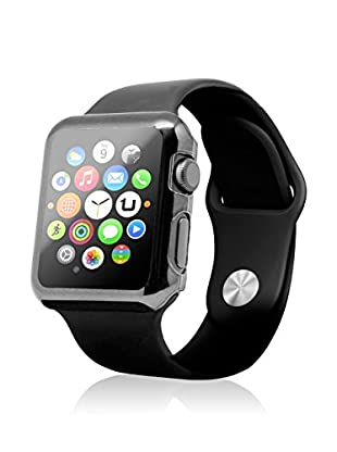 UNOTEC Cover Apple Watch 42 Mm schwarz
