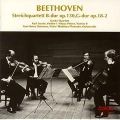 ベートーヴェン 弦楽四重奏 第二番 ト長調 作品18の2 【迎賓 BGM】